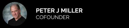 Peter J Miller - COFOUNDER